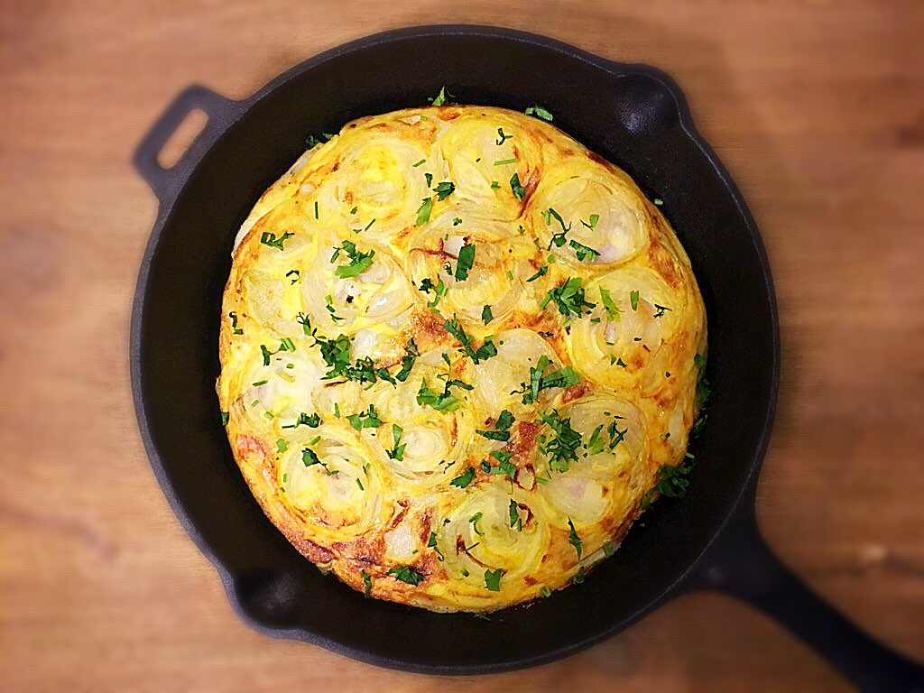 chorizo ham cheese tortilla