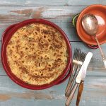 low fat creamy green bean Casserole