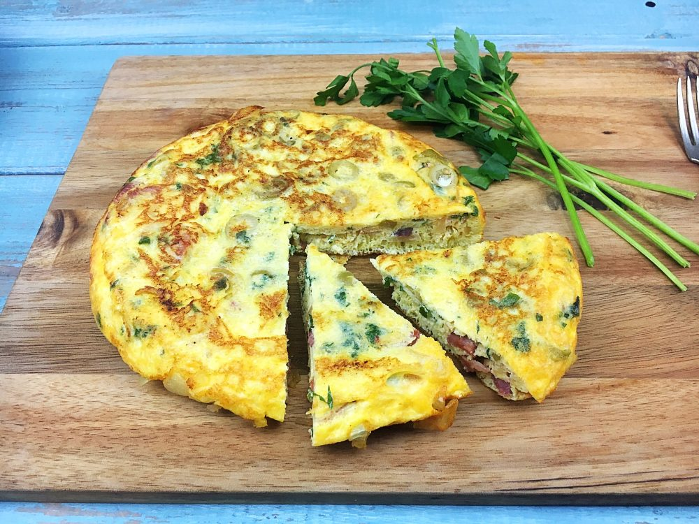 What's the difference  Frittata or Omelette